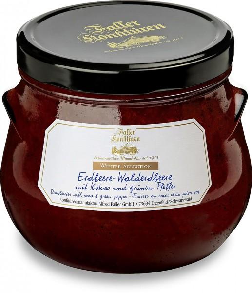 Erdbeer-Walderdbeer Fruchtaufstrich_1