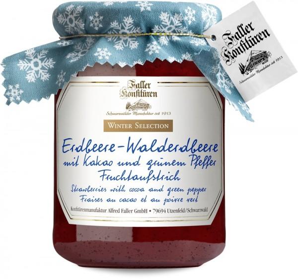 Erdbeer-Walderdbeer Fruchtaufstrich _1