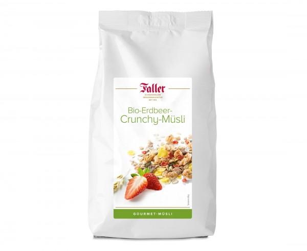 Bio Erdbeer-Crunchy Müsli 1,5kg_1