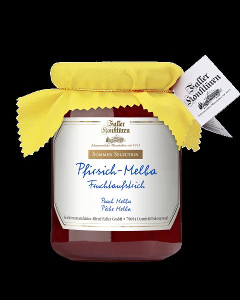 Pfirsich-Melba Fruchtaufstrich 420g_1