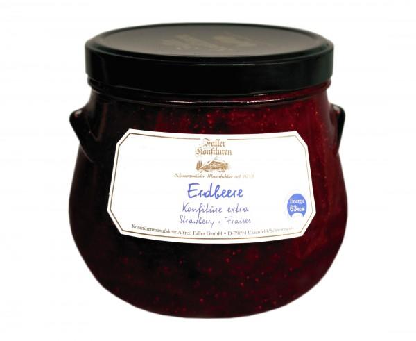 Erdbeer Konfitüre hg. 950g_1