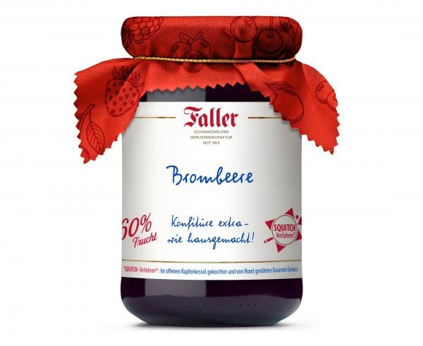 Brombeer Konfitüre hg 330g - 60% Frucht_1