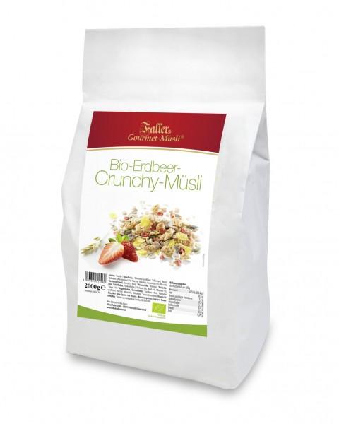 Bio-Erdbeer-Crunchy Müsli 2kg_1