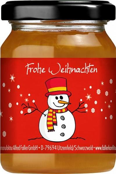 """Williams Christbirne mit Zimt 60g """"Frohe Weihnachten""""_1"""