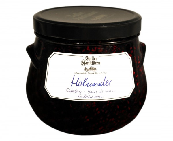 Holunder-Konfitüre hg. 950g_1