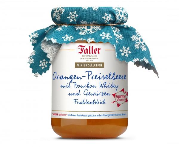 Orangen-Preiselb. FA mit Bourbon Whisky und Gewürzen330g_1