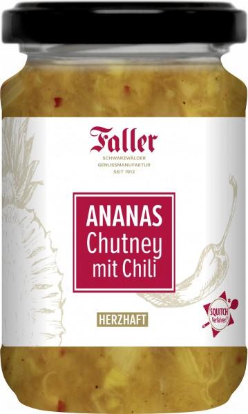 Ananas Chutney mit Chili 260ml_1