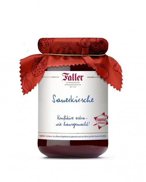 Sauerkirsch Konfitüre hg 330g_1