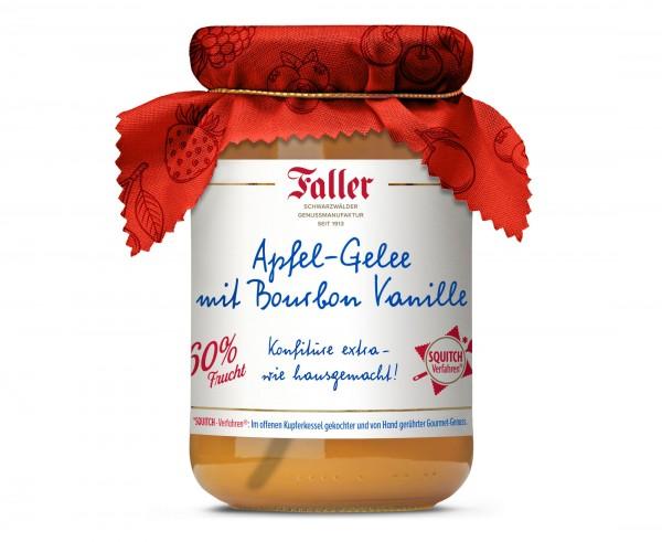 Apfel Gelee mit Vanille hg 330g - 60% Frucht_1