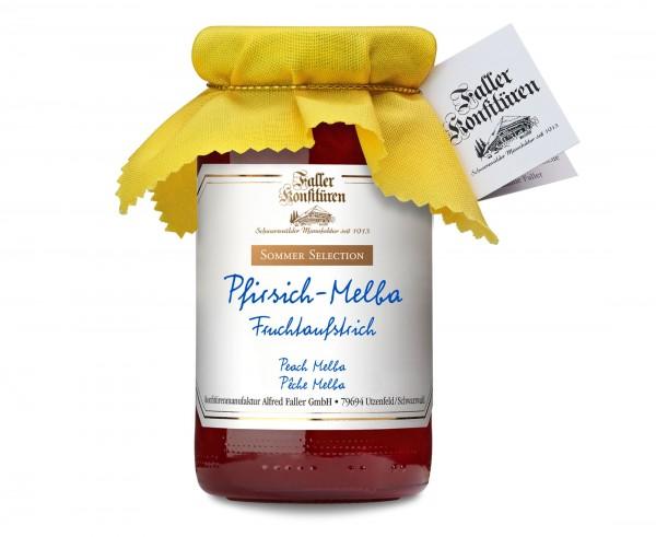 Pfirsich-Melba Fruchtaufstrich 235g_1